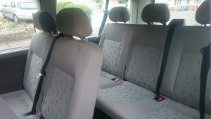 8 seater minibus hire Glasgow