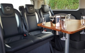 luxury 8 seater