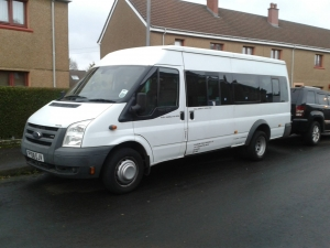 16 seater